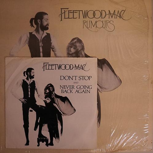 FLEETWOOD MAC / Rumours(初期プレスLP + 7')