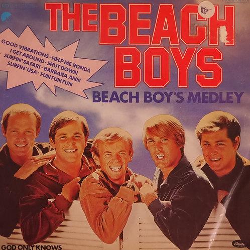 THE BEACH BOY'S MEDLEY  7'