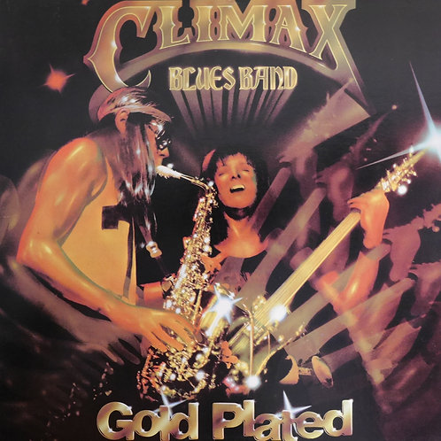 CLIMAX BLUES BAND / GOLD PLATED