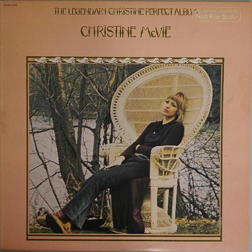Christine McVie / The Legendary Christine Perfect Album(USプロモ)