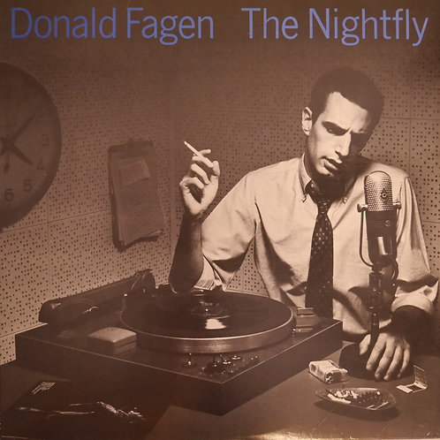 Donald Fagen ‎/ THE NIGHTFLY
