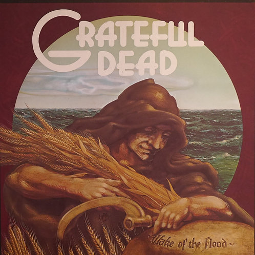 GRATEFUL DEAD / WAKE OF THE FLOOD