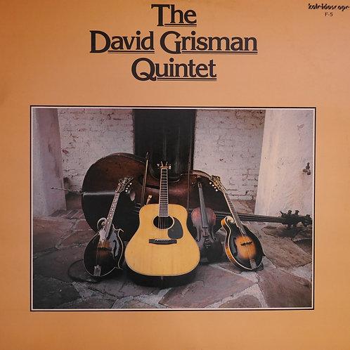 THE DAVID GRISMAN QUINTET  USオリジナル N/MINT 美品