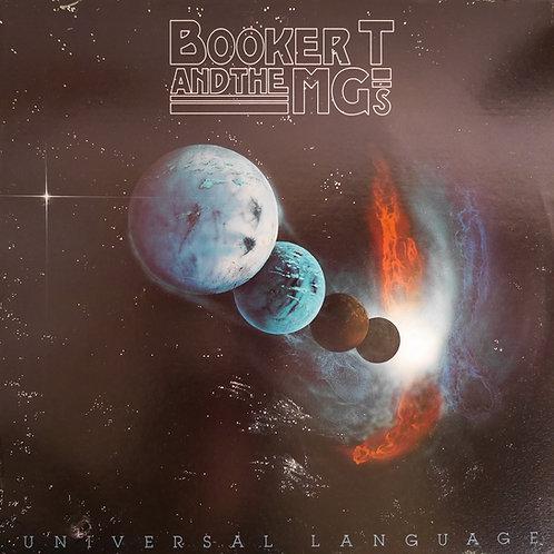 BOOKER T. & THE M.G.'S / Universal Language