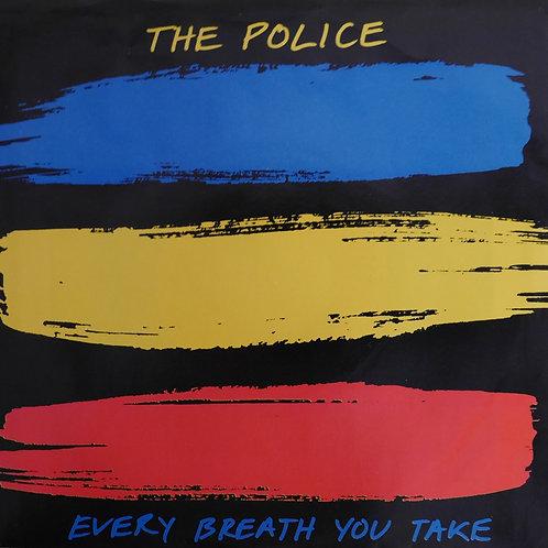 "THE POLICE / Every Breath You Take(7""RL手書き刻印)"