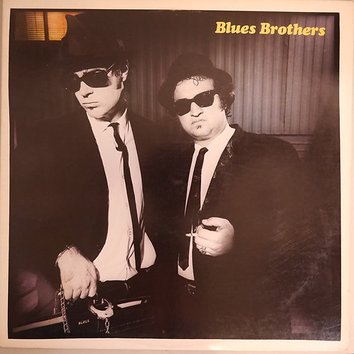 BLUES BROTHERS / Briefcase Full Of Blues(ROCKEFELLERアド初期プレス)