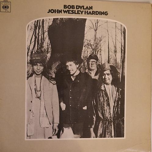 BOB DYLAN /JOHN WESLEY HARDING UK盤