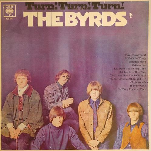 The Byrds / Turn! Turn! Turn! (重量盤,MONO)