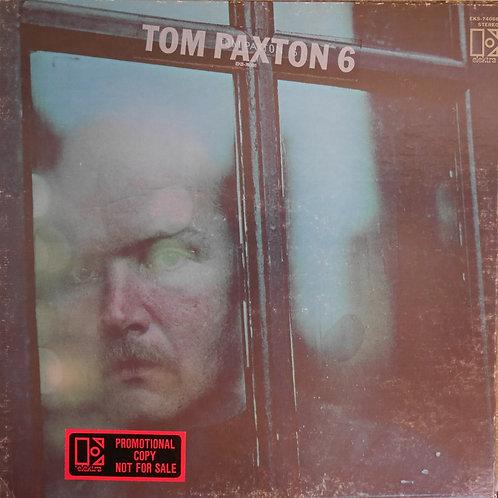 TOM PAXTON / #6 トム・パクストン