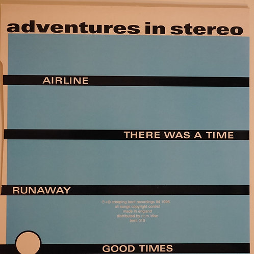 ADVENTURES IN STEREO /AIRLINE