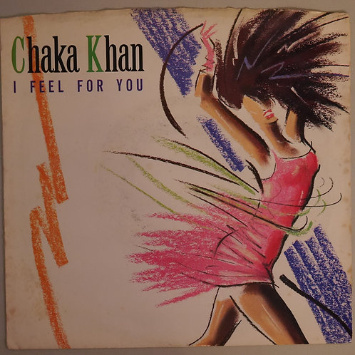 CHAKA KHAN / I FEEL FOR YOU          USオリジナル 7'