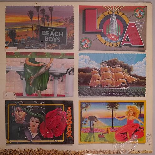 THE BEACH BOYS /L.A. (Light Album)