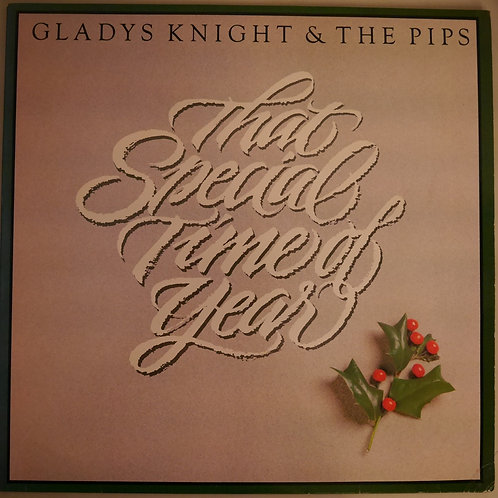 GLADYS KNIGHT & THE PIPS  / THAT SPECIAL TIME OF YEAR