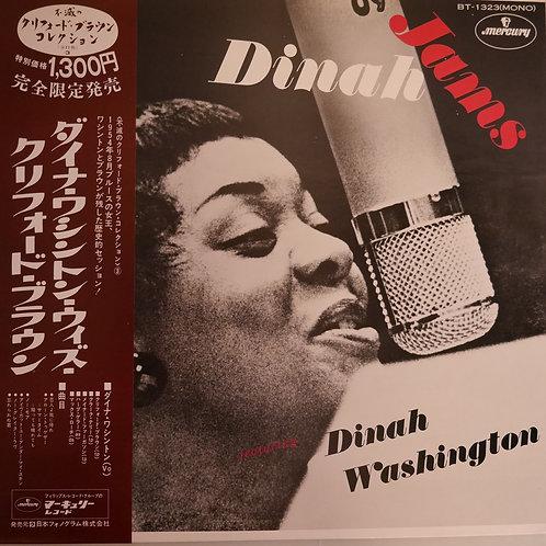 DINAH WASHINGTON / Clifford Brown & Max Roach / DINAH JAMS