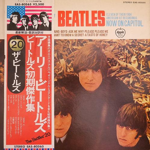 THE BEATLES / アーリー・ビートルズ 帯付き日本盤