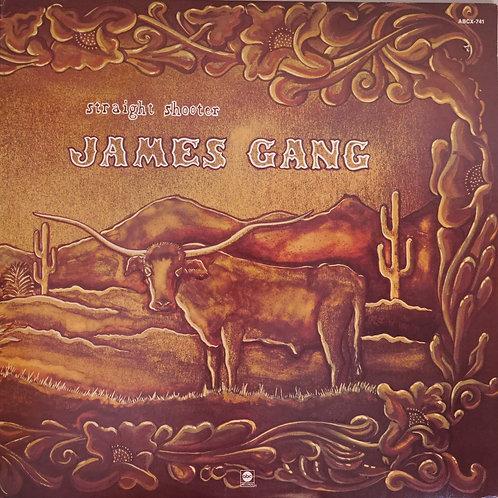 JAMES GANG /Straight Shooter