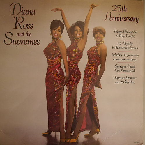 Diana Ross And The Supremes  / 25th Anniversary