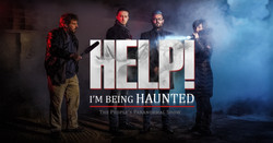 HELP! I'm being HAUNTED Poster