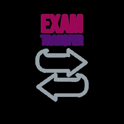 Exam Transfer