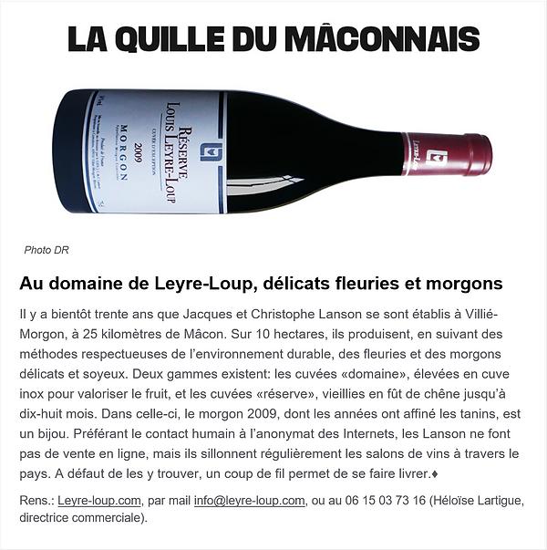 Libération_20200124_MR2009_La_quille_du_