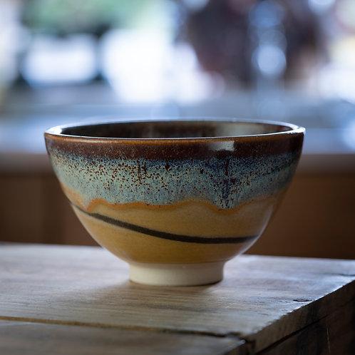 Small Bowl -Electric Shino