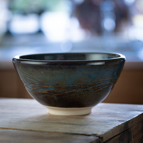 Small Bowl - Midnight Blue