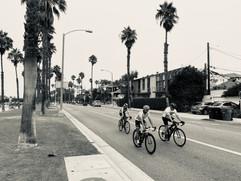 Santa Monica Bike Riders