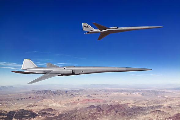 Exosonic Supersonic Adversary Air UAV
