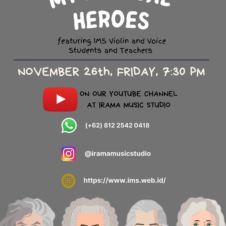My Musical Heroes