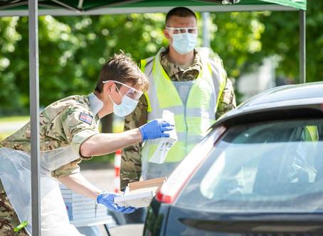 Coronavirus mobile testing sites in Amersham, Aylesbury and Buckingham