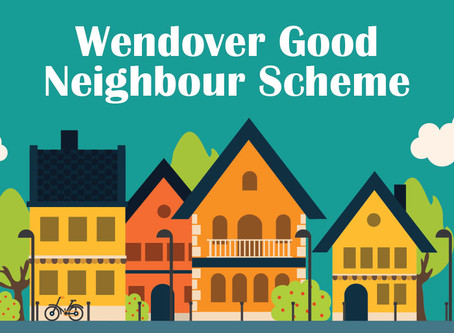 Wendover Good Neighbour Scheme makes a phased withdrawal