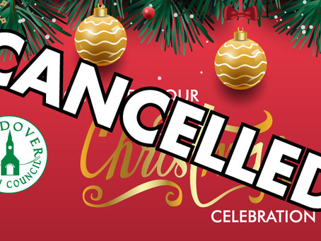 The Wendover Christmas Celebration has been cancelled.