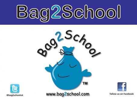Jack in the Box has organised a Bag2School