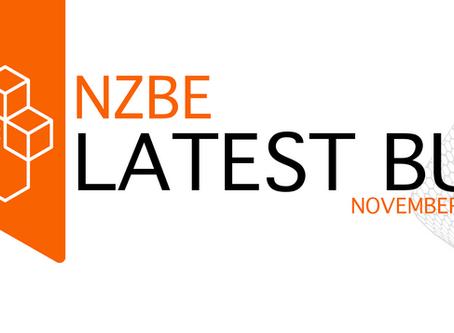 NZBE Latest Buzz November