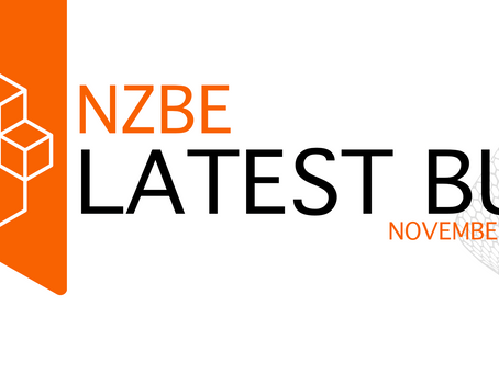NZBE Latest Buzz November