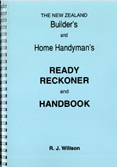 The Builders and Home Handyman's Ready Reckoner
