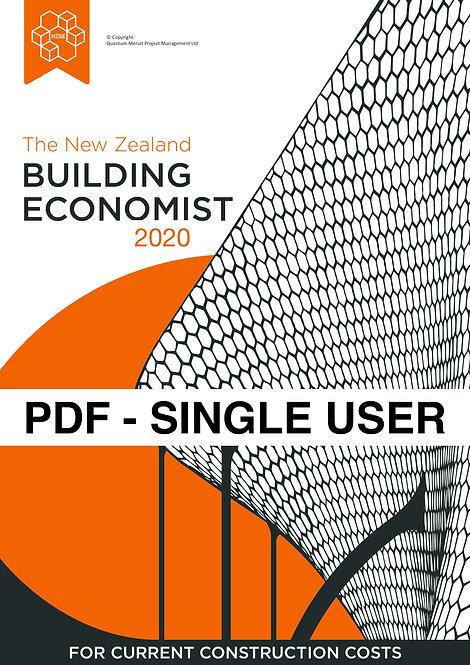 The New Zealand Building Economist - Digital Version SINGLE USER