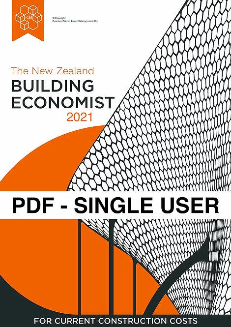 The New Zealand Building Economist - Digital SINGLE USER Subscription