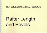 Rafter Lengths & Bevels