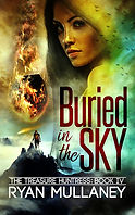The Treasure Huntress - Book 4 - Buried in the Sky - Sunbird Books