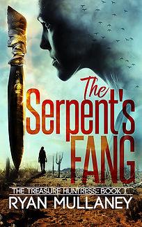The Treasure Huntress - Book 1 - The Serpent's Fang - Sunbird Books