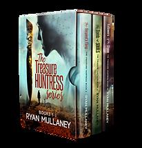 The Treasure Huntress - Box Set 1 - Books 1-3