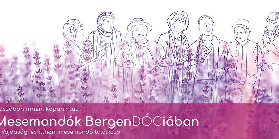 Mesemondók BergenDÓCiában: II. Vajdasági és itthoni mesemondó találkozó