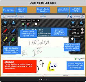 Notice iNoteBook 1 - Prise de Notes Reco