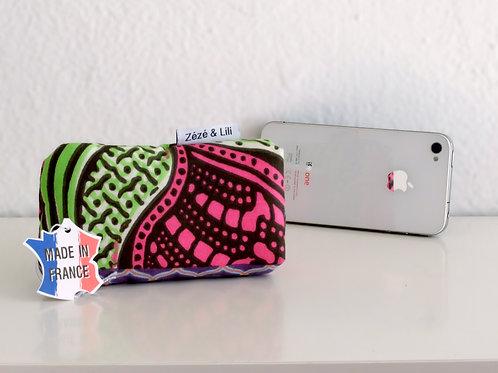 Protège téléphone à motifs (pour iPhone) - Made in France
