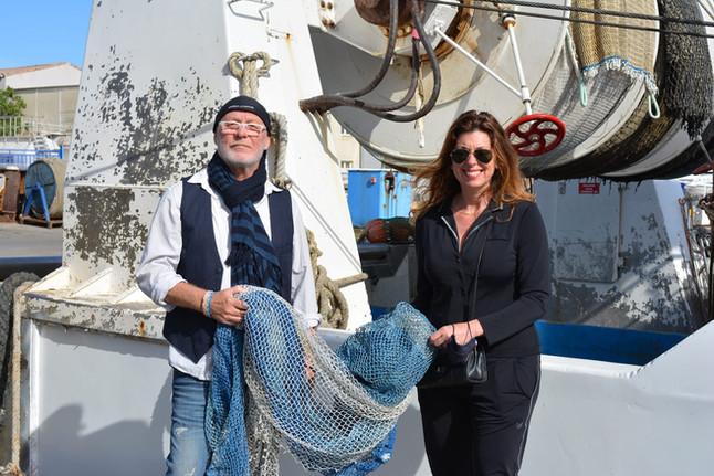 FAIT DU SOIR Quand un filet de pêche recyclé donne naissance à un sac à main « Made in Grau-du-Roi »