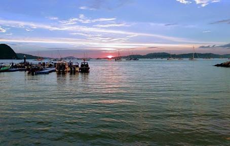 Malajsie, ostrov Langkawi (3. týden)