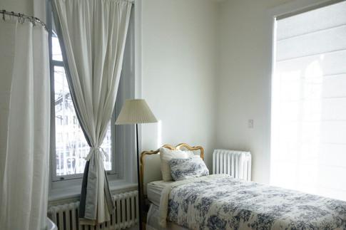 Linge de lit sur-mesure by Zézé & Lili atelier de couture sur le Grau du roi