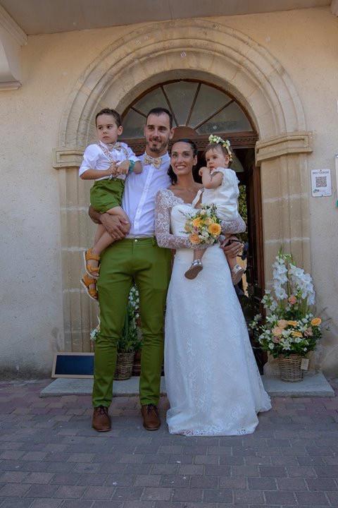A l'atelier de Zézé & Lili ... création mariage bobo...chic...parents et enfants