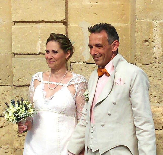 Mariage champêtre by Zézé & Lili